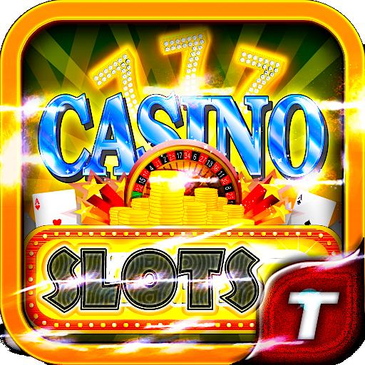 Lucky Slots Mega Casino Reels LOGO-APP點子