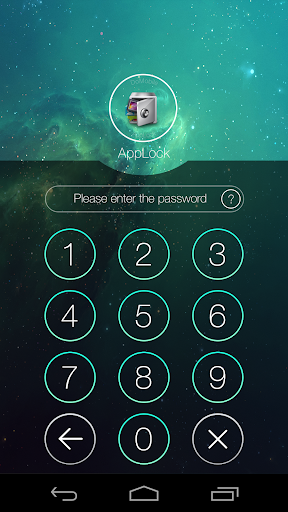 AppLock 2.6.8 screenshots 1