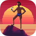 Beach God icon