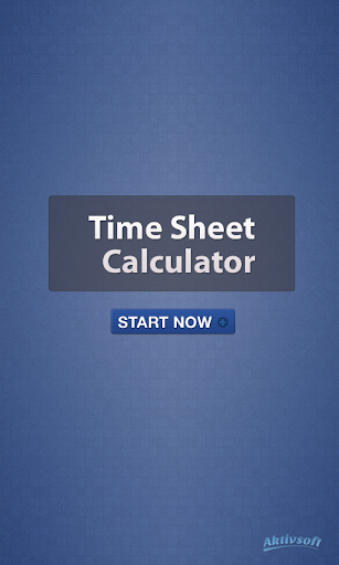 Timesheet Salary Calculator