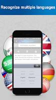 Screenshot of WorldPenScan
