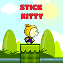 Stick Kitty