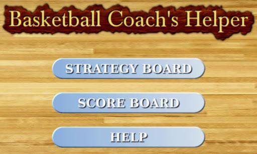 Basketball Coach's Helper