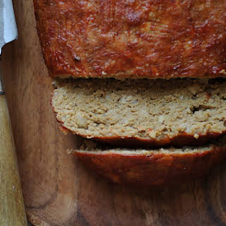 Spicy Turkey Meatloaf.