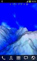 Screenshot of 3D Landscape Flight