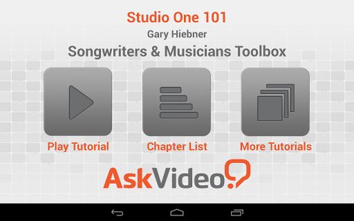 Studio One 101