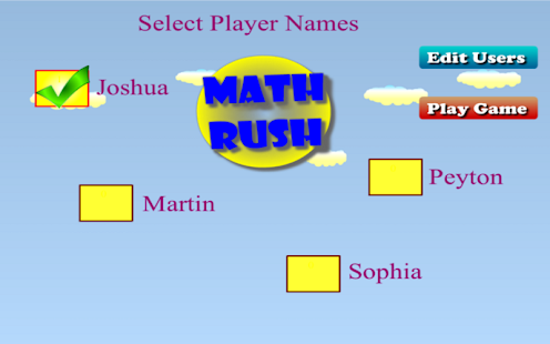 Math Rush- screenshot thumbnail