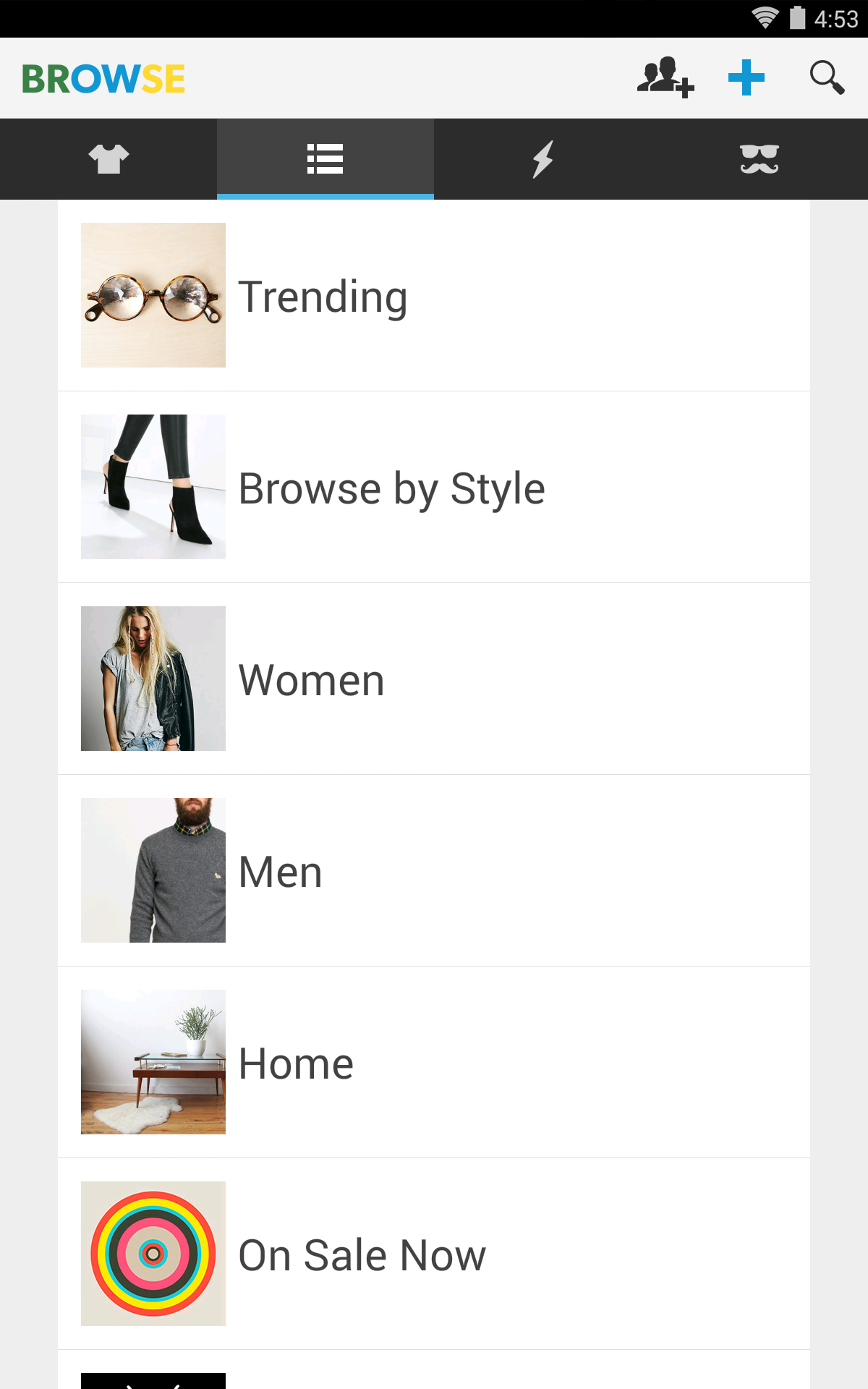Wanelo Shopping screenshot #12