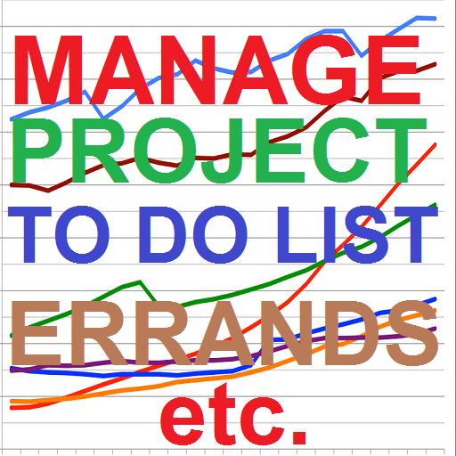 Project Task Errand Organizer