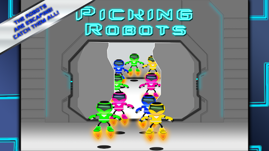 Picking Robots- screenshot thumbnail