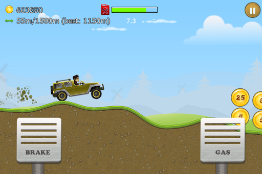 Up Hill Racing: Car Climb  screenshots EasyGameCheats.pro 3