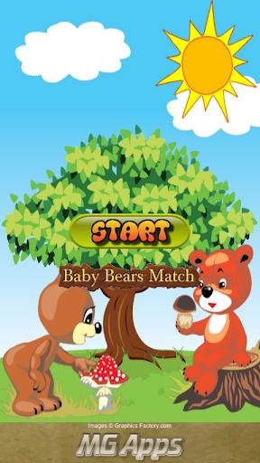 Baby Bears Match