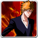 Bleach Ichigo Live Wallpaper icon
