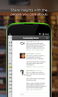 Screenshot of Faithlife Study Bible