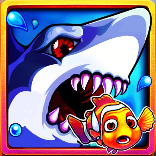 Clumsy Shark Fishing 2014