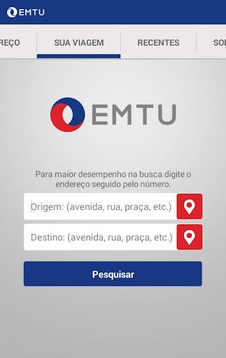 EMTU Oficial  screenshots 3