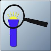 Magnifying Flashlight