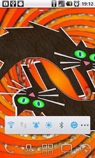 Psycho Cat RLW Live Wallpaper - screenshot thumbnail