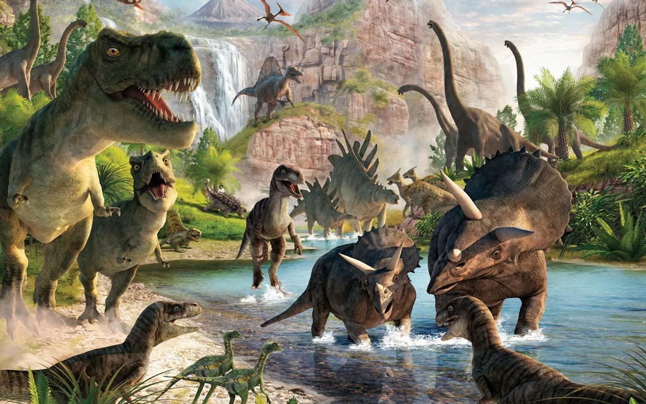 Image result for Dinosaur World