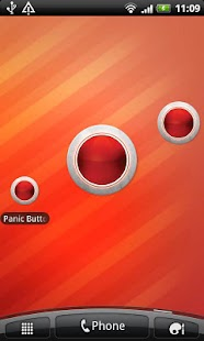 Red Panic Button- screenshot thumbnail