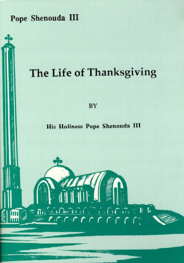 Coptic TheLife Of Thanksgiving