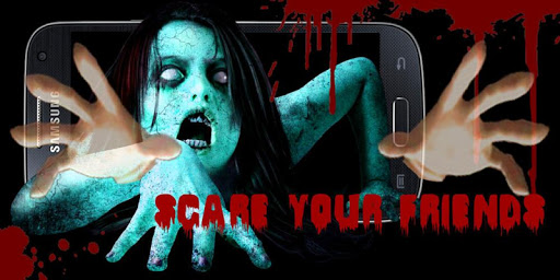 Scare Your Friend-Horror Shock