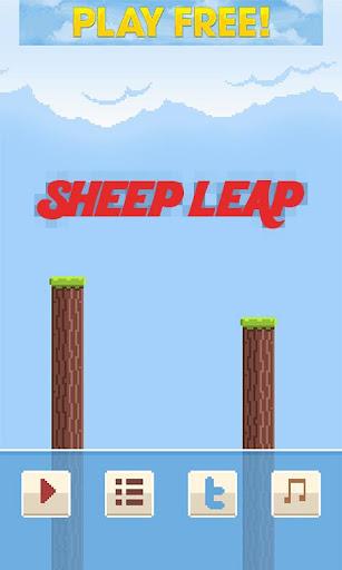 Jump Sheep Game