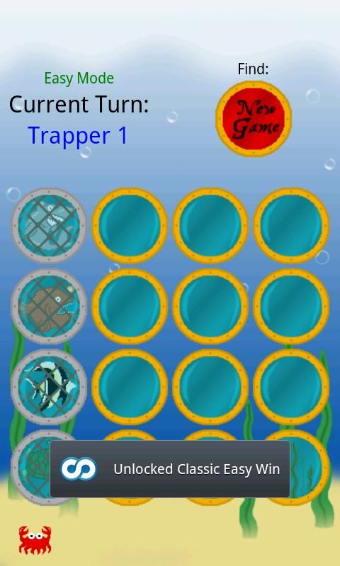 Deep Sea Trapper- screenshot