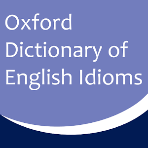 Oxford Dictionary of Idioms 書籍 LOGO-玩APPs
