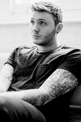 James Arthur Wallpaper - screenshot