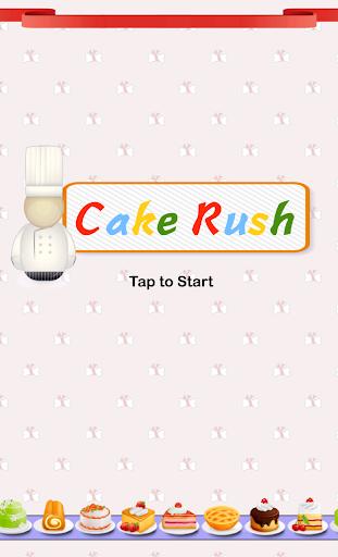 Cake Rush