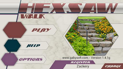 HexSaw - Walk