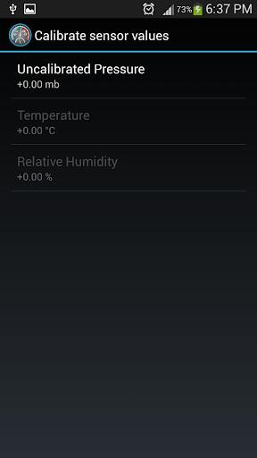 Barometer Plus  screenshots 5