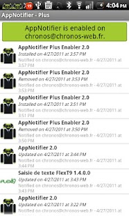 AppNotifier Plus Enabler