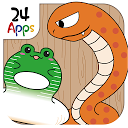 Snake and Frogs APK