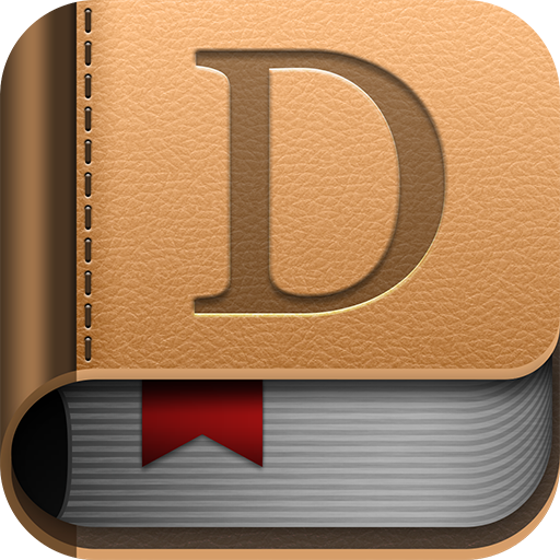 Dictionary+ Offline Dictionary 書籍 LOGO-玩APPs