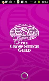 Cross Stitch Guild- screenshot thumbnail