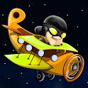 Sky Grandma's Plane Flight + icon