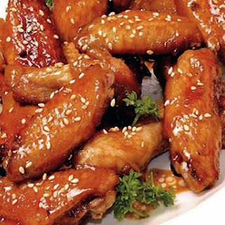 Sesame Wings