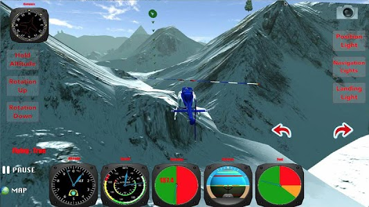 X Helicopter Flight 3D v1.1