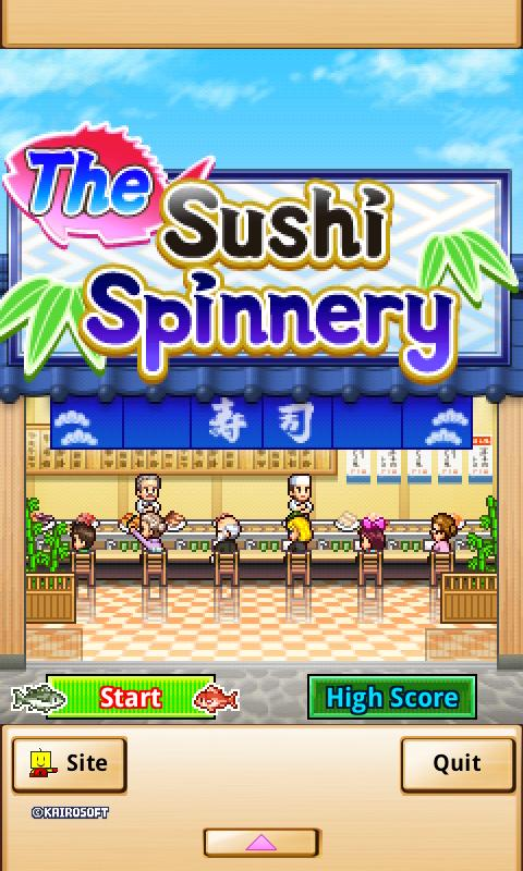The Sushi Spinnery Lite- screenshot