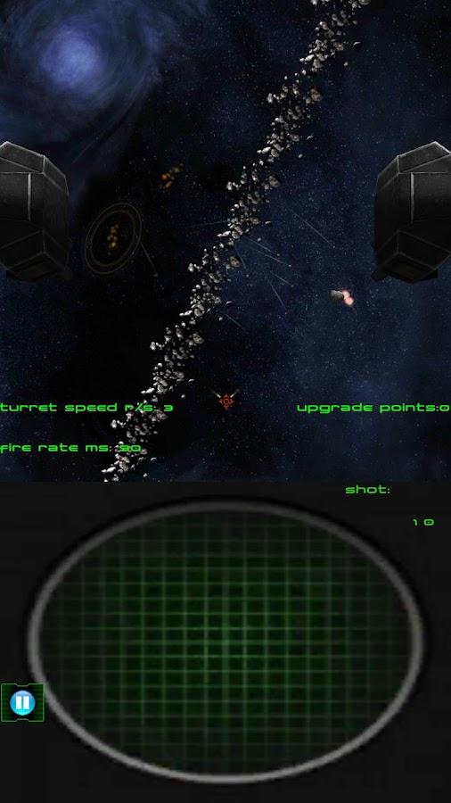 AsteroidZ - στιγμιότυπο οθόνης