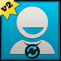 Contact Photo Sync icon