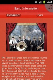 Funky Butt Brass Band - screenshot thumbnail