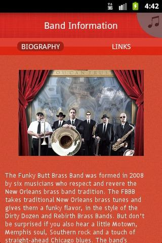 Funky Butt Brass Band - screenshot