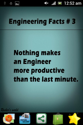 Engineering Facts - screenshot