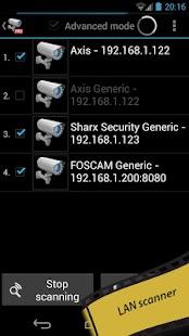 tinyCam Monitor PRO - screenshot thumbnail
