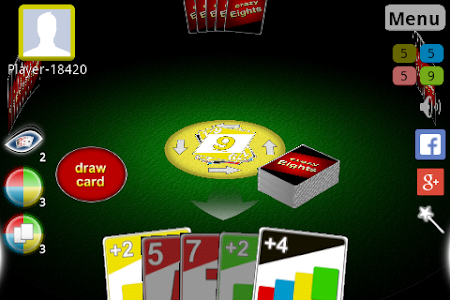 Crazy Eights 3D 1.0.0 screenshot 634028