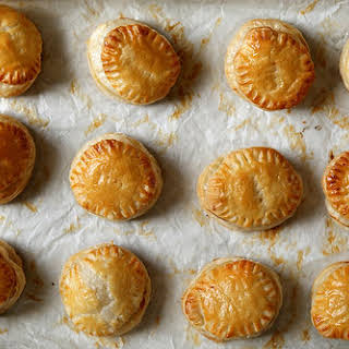 French Onion Pastry Puffs.