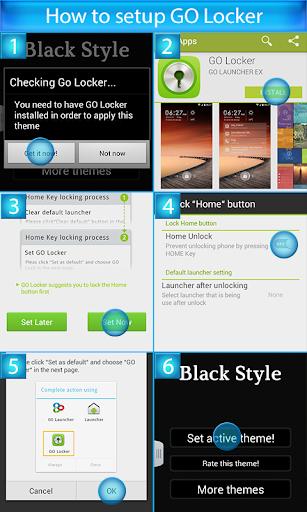高清主題GO鎖屏|玩個人化App免費|玩APPs